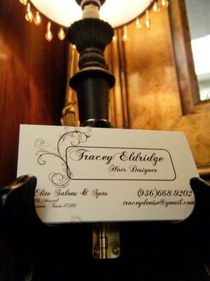 Tracey Eldridge Hair Designer