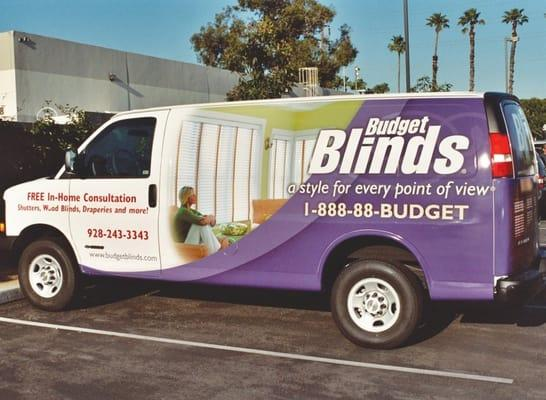 Budget Blinds serving Cypress