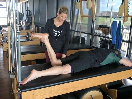 Performance Pilates