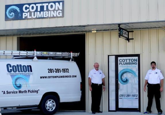 Cotton Plumbing Company