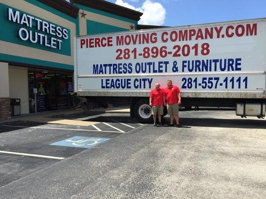 Pierce Moving Company