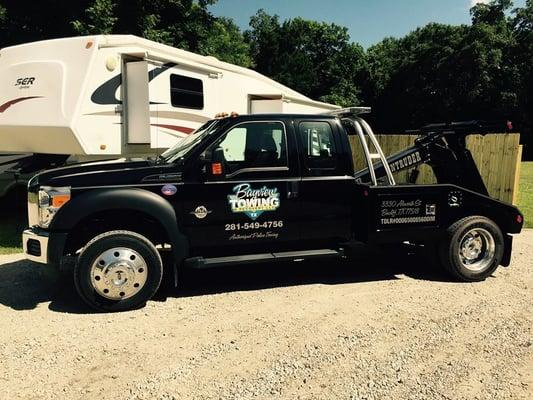 Bayview Towing & Recovery LLC