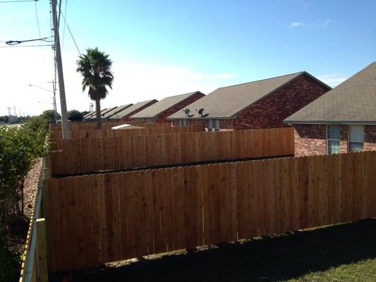 Badger Fence