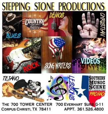 STEPPING STONE PRODUCTIONS
