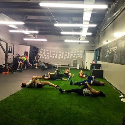 STR8 Training