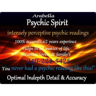 psychic ara