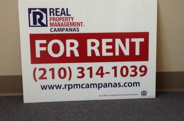 Real Property Management Campanas