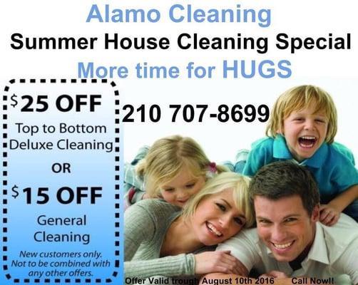 Alamo Cleaning