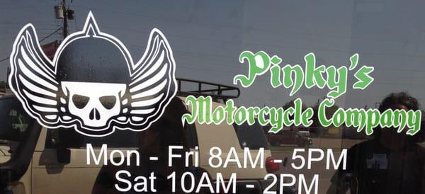 Pinky's Motorcycle Company