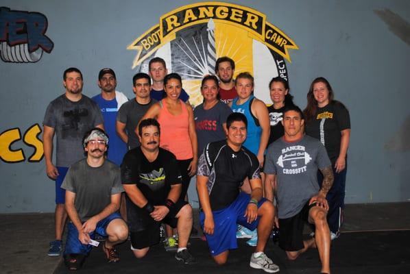 Ranger Crossfit