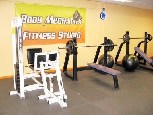Body Mechanix Fitness Studio