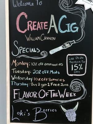 Create A Cig Austin