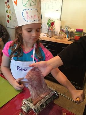 Kids Kitchen