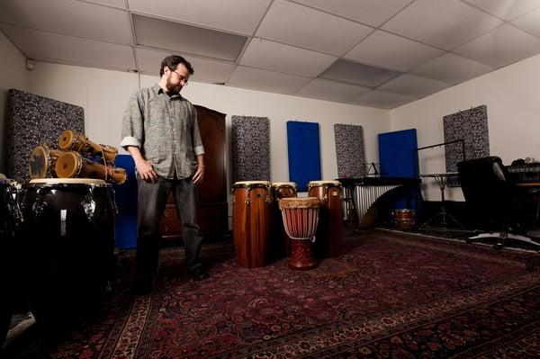 Michael Bahan Percussion