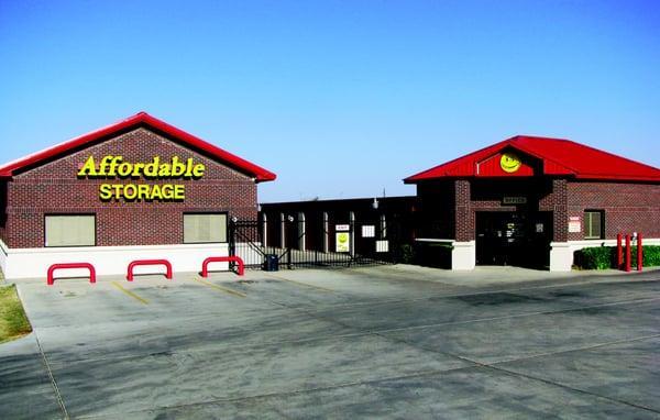 Affordable West Self Storage