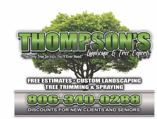 Thompsons landscape & Tree experts