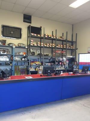 Frontera Radiators & Parts