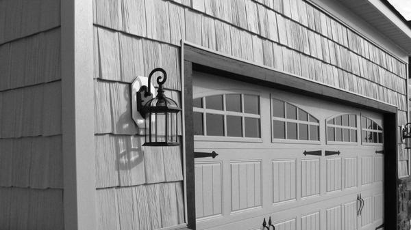 A-AUTHENTIC GARAGE DOOR