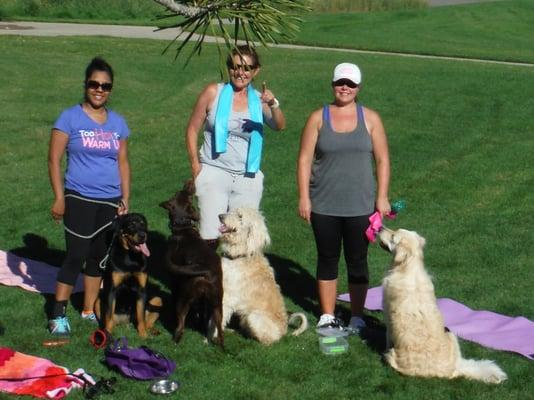 Paws4Fitness