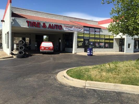 Colorado Tire and Service