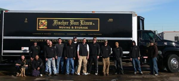 Fischer Van Lines Moving & Storage