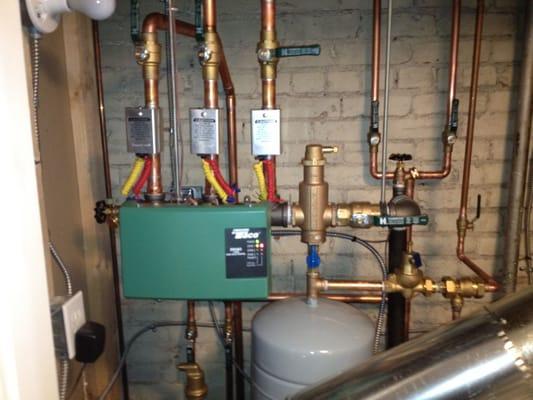 PipeWorx Plumbing & Heating