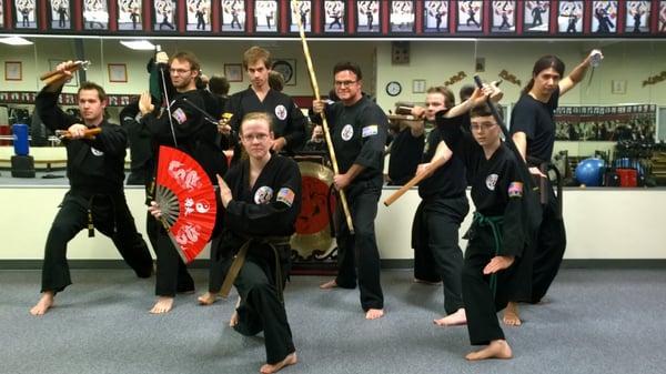 Shorin Kung Fu