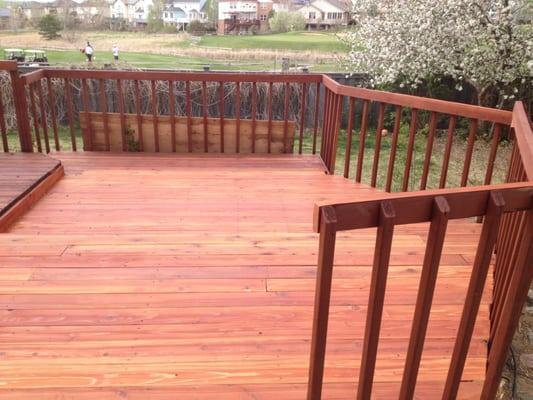 Unique Decks and Fences