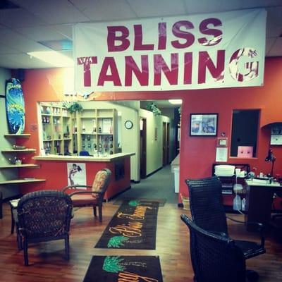 Bliss Tanning