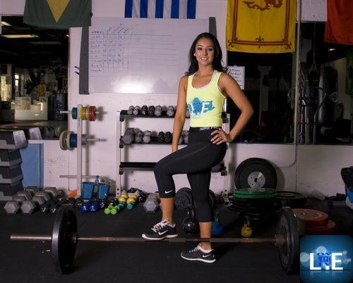L.E Workout