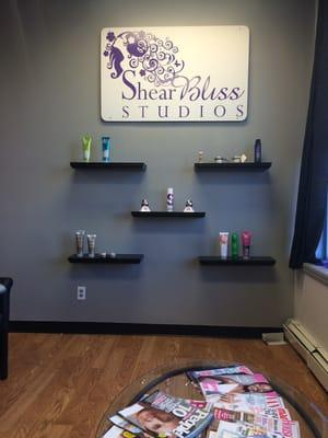 Shear Bliss At Sola Salon