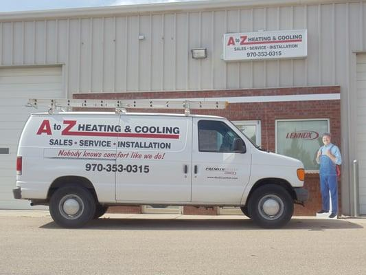 A To Z Heating & Cooling