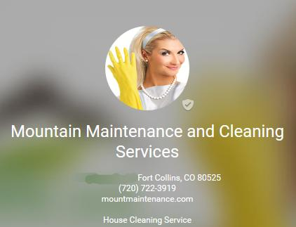 Mountain Maintenance Services, LLC
