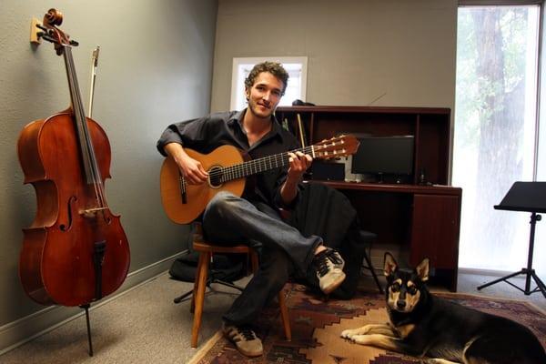 Ross Trottier Music