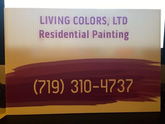 Living Colors, LTD