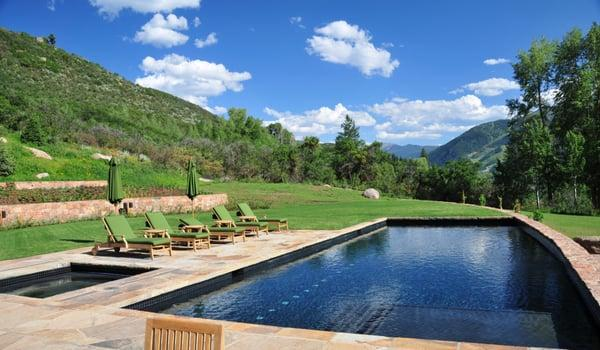 Colorado Pool + Spa Scapes