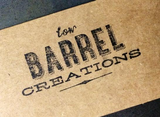 Low Barrel Creations