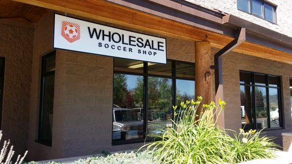 Wholesale Soccer Shop