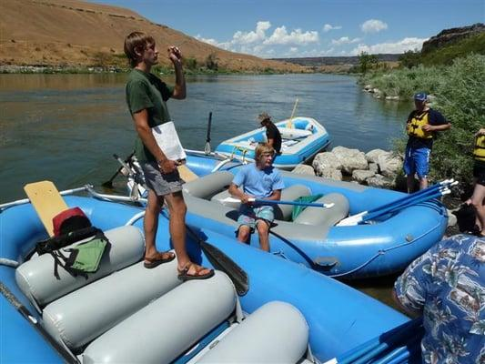 Idaho Guide Service Inc