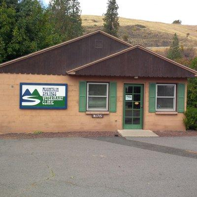Mountain Springs Veterinary Clinic