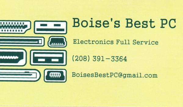 Boise's Best Pc