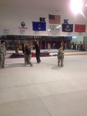 Hand to Hand Combat Training Center