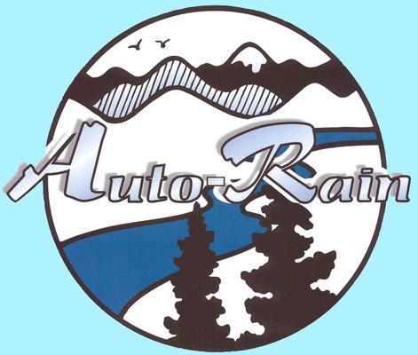 Auto Rain Sprinkler Supply Stove & Fireplace