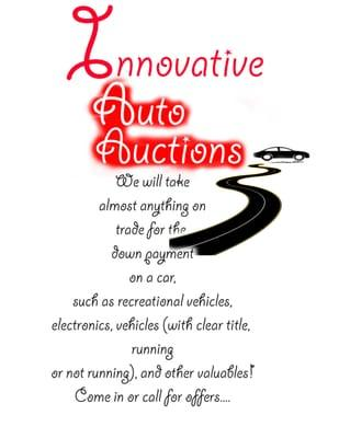 Innovative Auto Auctions