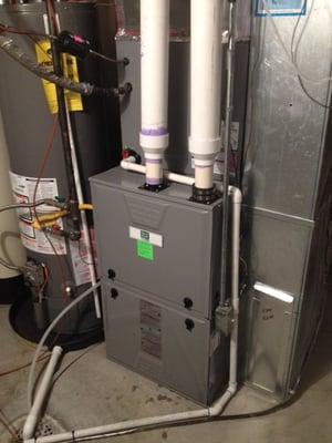 CW Heating & Air