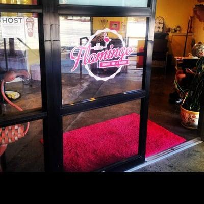 The Pink Flamingo Beauty Bar and Barber
