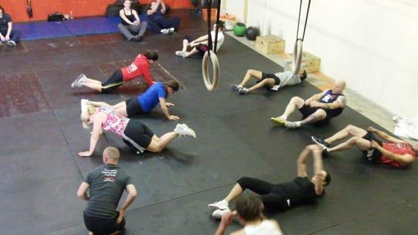CrossFit New Life