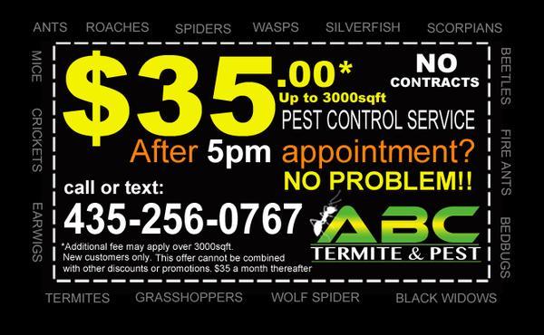 ABC Termite & Pest Control