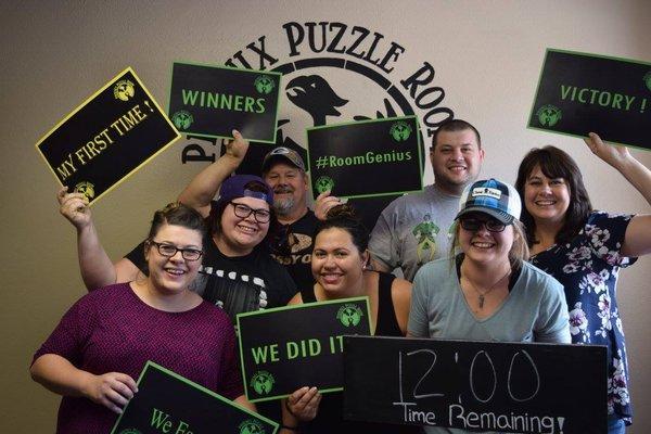 Phoenix Puzzle Room