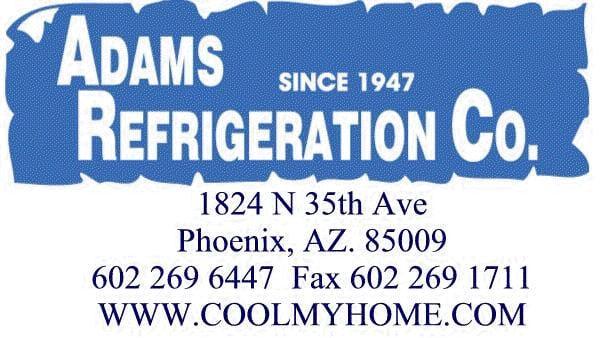 Adams Refrigeration Company